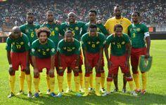 Equipo Camerun en el Mundial