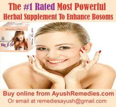 Herbal Breasts Enhancer Supplement