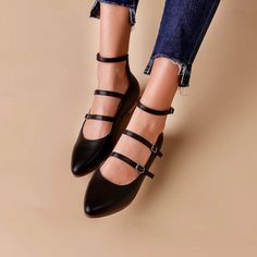 They're back! Just because you asked we've restocked our much-loved 'Florican' flats in black.As elegant as a heel but as comfortable as a flat.Jump online they'll be selling quick.