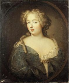 Madame de Montespan.  Mistress to Louis XIV from 1667 to 1691, bearing him several children, six of whom were legitimized.  Her apartment at Versailles was considered the center of court life.