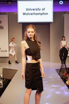 University of Wolverhampton - Graduate Catwalk B on the Image Catwalk at Clothes Show Live