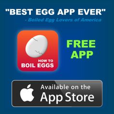 How to boil eggs app http://researchmaniacs.com/Apps/iPadiPhone/HowToBoilEggs.html