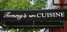 Restaurants in New Orleans – Tommy's Cuisine. Hg2Neworleans.com.