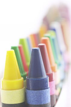 How to get crayon off your walls