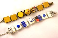These are the bracelets youve been looking for! This listing is for one of my Star Wars® inspired droid bracelets in either: R2-D2® -or- C-3PO®.