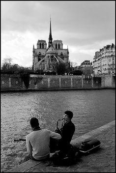 Paris, les quais de Seine