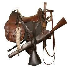 Horse Gear, Horse Tack, Spurs Western, Western Saddles, Lever Action Rifles, Cowboy Gear, Fur Trade, Horse World, Military Gear