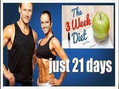 diet plan 2017  - The 3 Week Diet Plan Lose Weight Fast
