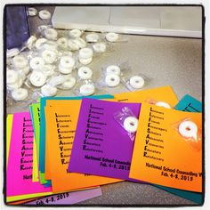 1000+ images about National School Counseling Week Ideas ...