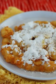 Make Funnel Cakes just like you get from the County Fair right in your own home!