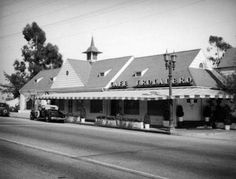 Cafe Trocadero was a nightclub that opened at 8610 Sunset Blvd. in 1934 and became the place where Hollywood stars went to be seen. Not surprisingly, photographs of the stars out on the town at the Troc one night might appear in The Hollywood Reporter the next day, as both Cafe Trocadero and THR were owned by William R. Wilkerson.  A black tie French-inspired supper club in the posh Sunset Plaza section of the Strip, it was one of the most famous nightclubs in the world.