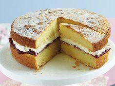 Gluten-free sponge cake recipe - goodtoknow