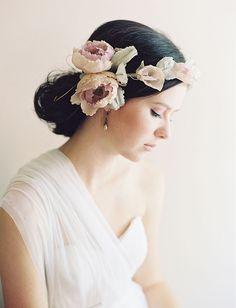 Erica Elizabeth Designs English Rose Collections 2015 | Green Wedding Shoes Wedding Blog | Wedding Trends for Stylish + Creative Brides