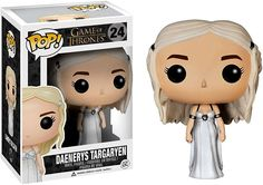 Funko POP Daenerys Targaryen 24 Wedding Dress POP! Game of Thrones Vinyl Figure