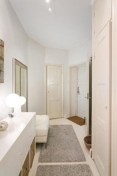 Entry Hallway, Hallways, Interior Inspiration, Alcove, Entrance, Bathtub, Interiors, Decoration, Home