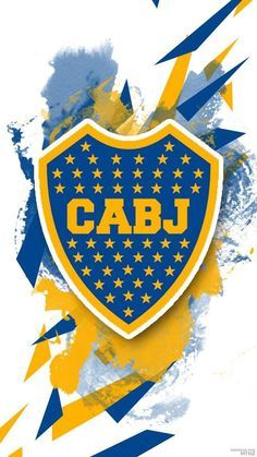 Boca Juniors of Buenos Aires wallpaper. Argentina Football, Popular Logos, Soccer Art, Jr Art, Athletic Clubs, Football Wallpaper, Background Pictures, Neymar, Messi