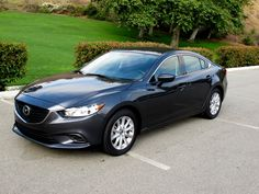Top 5 Family Sedans (under $35,000) - the Mazda 6 is fun, great for families, and affordable!
