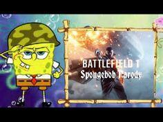 Battlefield 1 New Trailer Of 2016 *Spongbob Edition*