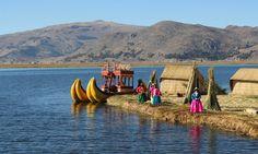 Lago Titicaca subsiste a pesar de la contaminación
