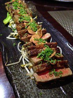 한우 채끝등심 스테이크 Sirloin Steak