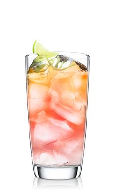 Bring the taste of summer to your party by mixing up a Malibu Bay Breeze!