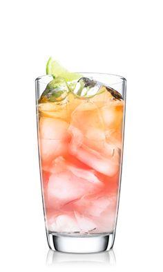 Hol dir den Geschmack des Sommers in deine Party und mix einen Malibu Bay Breeze!