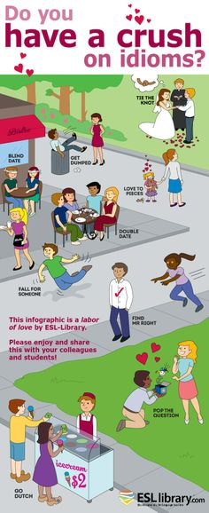 I've always thought infographics may be a great means to teach English as L2.