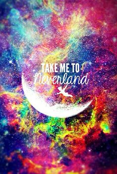 Take me to Neverland edit by Amanda Teerlink