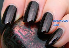 Orly Smoky Collection for Fall 2014~ Darkest Shadow