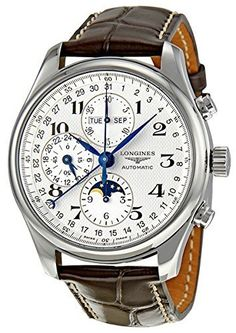 Longines Master Complications Automatic Chronograph Moonphase Stainless Steel Mens Watch L2.773.4.78.3, http://www.amazon.ca/dp/B0095IYZI6/ref=cm_sw_r_pi_awdl_XQplwbX3YXCG6