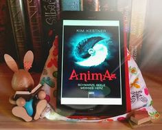 """Samys Lesestübchen: """" AnimA - Schwarze Seele weißes Herz """" von Kim Kes..."""