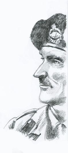 WW II british Field Marshal