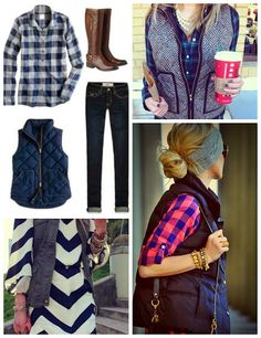 HOLY CHIC: Chic Styling: Quilted & Puffer Vest Vest Coat, Puffer Vest, Puffer Jackets, Holy Chic, Chic Chic, Photoshoot Inspiration, Virtual Closet, Photo Shoot, Fall Outfits