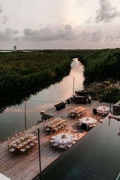 Outdoor Mexico destination wedding reception at NIZUC Resort & Spa in Cancun, Mexico. Brought to life by Photographer- Andre Gouin Photograph, Florist- Canteiro Weddings and Planner- Imagine Party & Events. Perfect Wedding, Dream Wedding, Wedding Day, Wedding Dreams, Summer Wedding, Wedding Places, Wedding Locations, Wedding Goals, Destination Wedding
