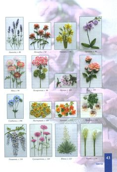 ribbon embroidery tutorial: tutorial book | make handmade, crochet, craft
