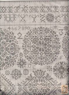 Gallery.ru / Фото #1 - Permin_39-4410_Vierlande_1826_Sampler - anapa-mama Cross Stitch Sampler Patterns, Cross Stitch Freebies, Cross Stitch Samplers, Cross Stitching, Medieval Embroidery, Embroidery Motifs, Diy Embroidery, Cross Stitch Embroidery, Cross Stitch Boards