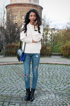 everyday outfit // Not Your Standard