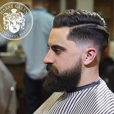 60 Stylish Comb Over Fade Haircuts - Modern Men's Choice Comb Over Fade Haircut, Low Fade Haircut, Textured Haircut, Short Comb Over, Short Hair Cuts, Short Hair Styles, High And Tight Haircut, Long Hair On Top, Straight Hair