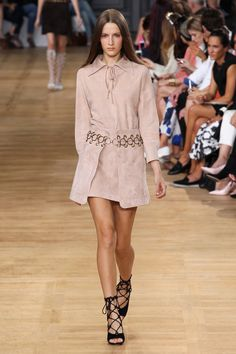 CHLOÉ SS15 Paris Fashion Week | Erika Brechtel | Brand Stylist