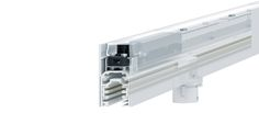 ERCO - Finding luminaires - Track and light structures - Hi-trac track and light structure