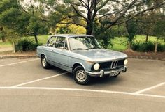 BMW 2002 dream ride