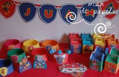 MAR DE PAPEL: Los 4 años de Juan: Patrulla canina