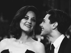nowhollywood:  Marion Cotillard and Xavier Dolan at the premiere of Juste la fin du monde during the 69th Cannes Film Festival | 19.05.2016