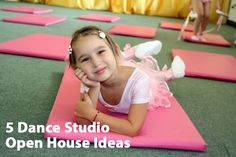 5 Dance Studio Open House Ideas: Are you in need of some help when it comes to ideas for your next open house? Check out these tips for an event that will help your dance studio stand out from the pack. https://web.tututix.com/5-dance-studio-open-house-ideas/