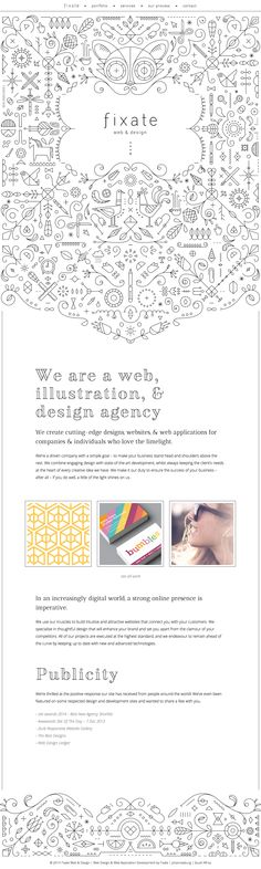http://fixate.it/ Web Design Agency | Johannesburg | South Africa | Fixate
