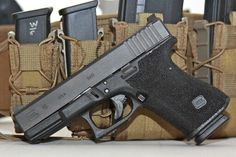 Full Of Weapons: Glock 19 Glock 9mm, Ruger Lcp, 9mm Pistol, Shooting Guns, Shooting Range, Tactical Gear, Airsoft Gear, Tactical Survival, Home Protection