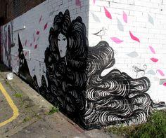 Mark-it Street Art Festival 2014, Baltic Triangle.