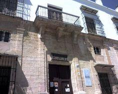 """#Cádiz #Vejer - Casa del Marqués de Tamarón GPS 36º 15' 15"""" 5º 57' 54"""" / 36.254167, -5.965000   Del siglo XVIII, este magnífico edificio alberga el Centro de Interpretación del Patrimonio."""