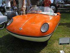 Glas Goggomobil Dart - 1959   Art Center Car Classic, 2009. …   Flickr