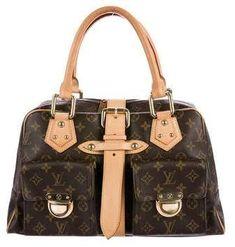 0f1b140b4911 Louis Vuitton Monogram Manhattan GM Louis Vuitton Handbags